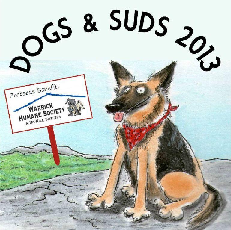 Good idea for a dog walk/beer/festivities fundraiser day