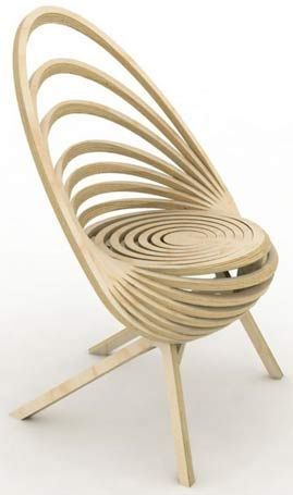 19 unbelievable wooden chair designs in 2015 | Creative Ideas ...