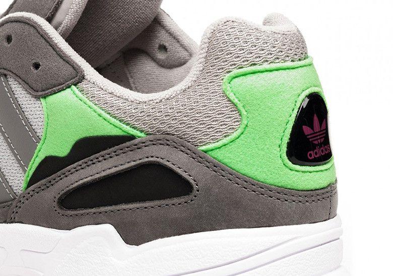 pretty nice 8fad9 a63e2 The adidas Yung-96 Returns In Watermelon Hits