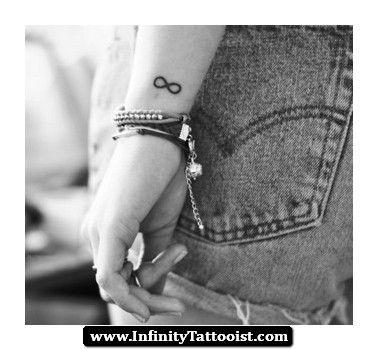 infinity tattoo wrist tumblr 07. Black Bedroom Furniture Sets. Home Design Ideas