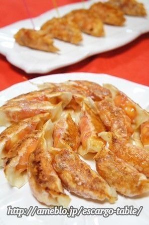 チーズ&チーズトッポギ」で作る!簡単「トッポギ餃子2種」♪ by ... 簡単「トッポギ餃子2種」