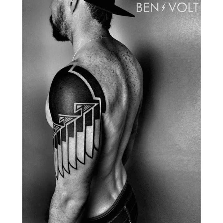 Tatuajes Para El Hombro