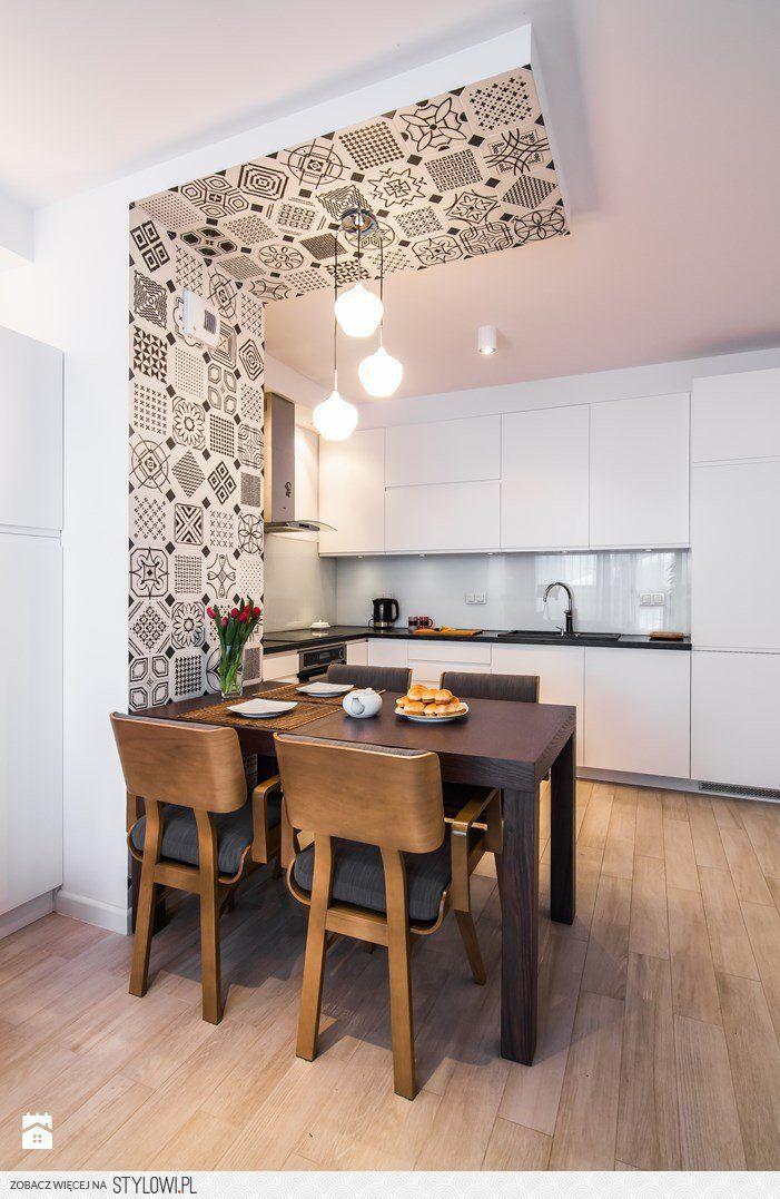 Kuchnia styl Skandynawski zdjęcie od Inside Story na Stylowi