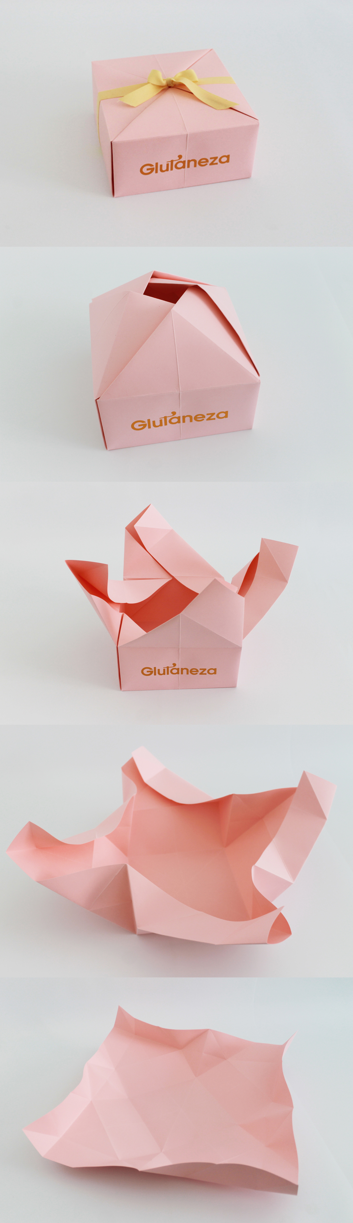 Branding Cupcakes Packaging For Glutaneza Freelancer Baker Tomoko Fuse Diagrams Design By Ana Isabel Morais Diagram