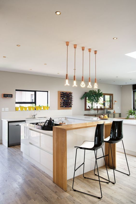 Kitchen lighting ideas illuminate your kitchen with stunning designer lighting ideas from plumen be