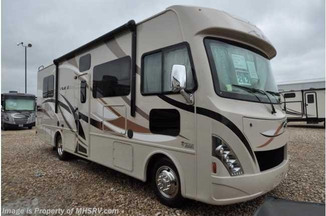 New 2017 Thor Motor Coach A C E Camiones