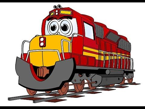 Cartoon Train For Kids Train Cartoons For Kids Cartoon Pictures