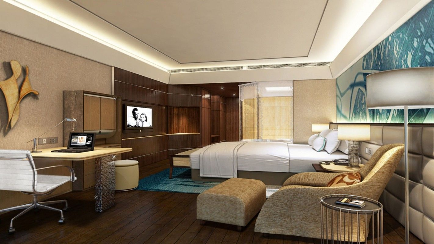5 Star Hotel Suite Design Urban Home Interior