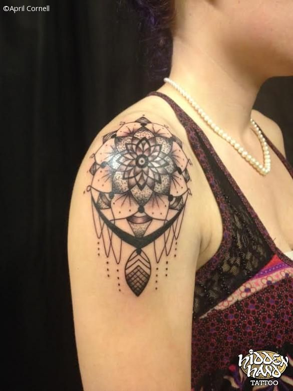 Dream Catcher Tattoo On Shoulder Fascinating Tattoos Dreamcatcher Shoulder Google Search Tattoo Pinterest