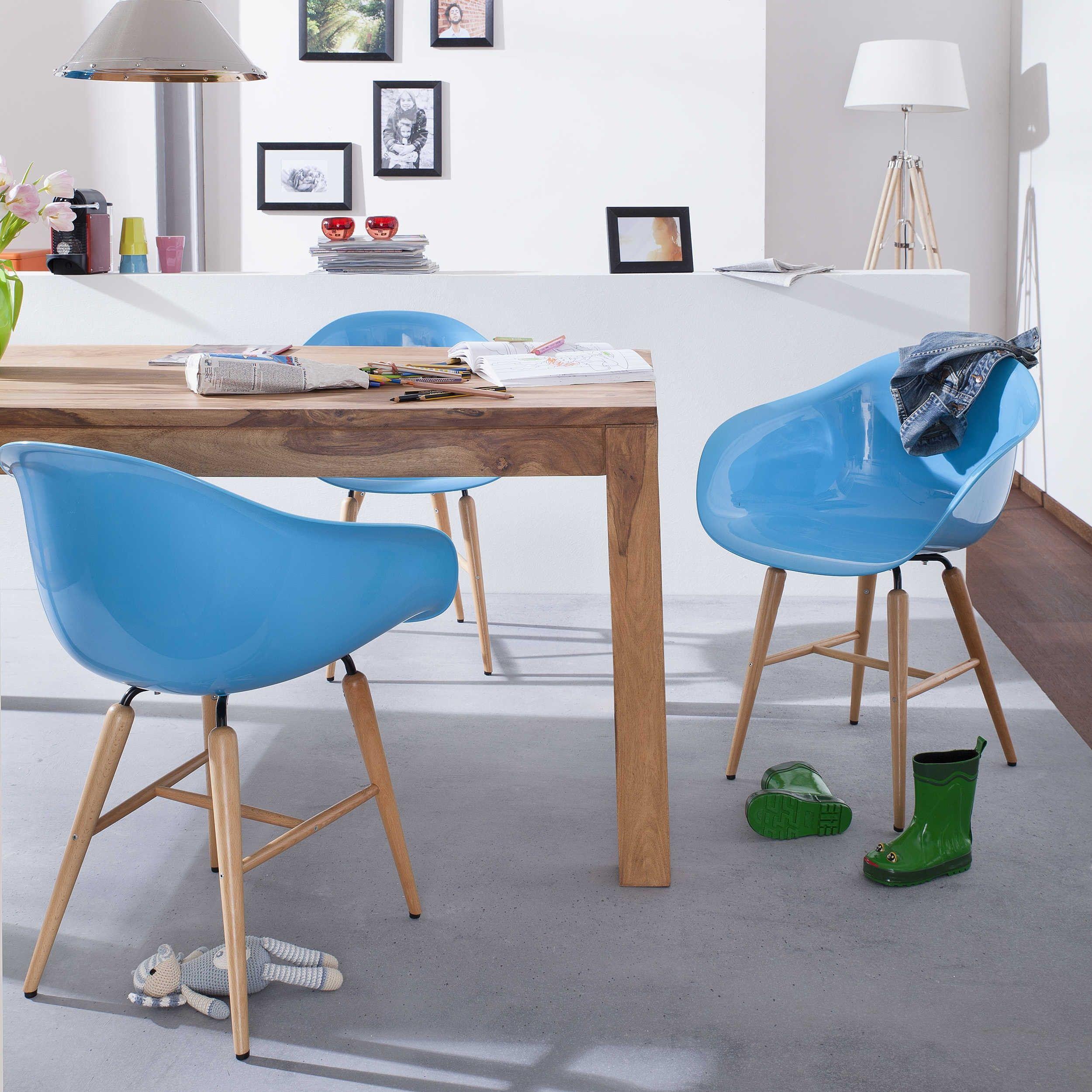 Kare stuhl forum wood weiß 4 fuß stühle stühle freischwinger esszimmer