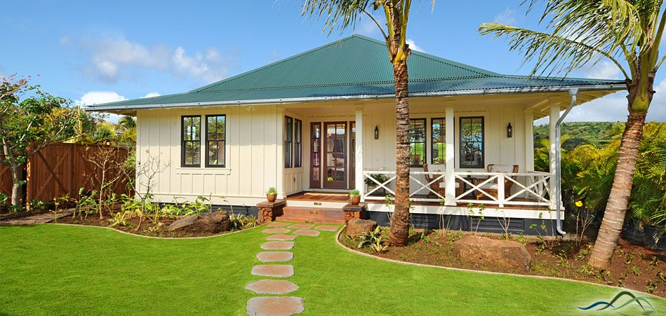 Kukui Ula Club Cottages 1 Hawaiian Homes Hawaii Homes Beach Cottage Style