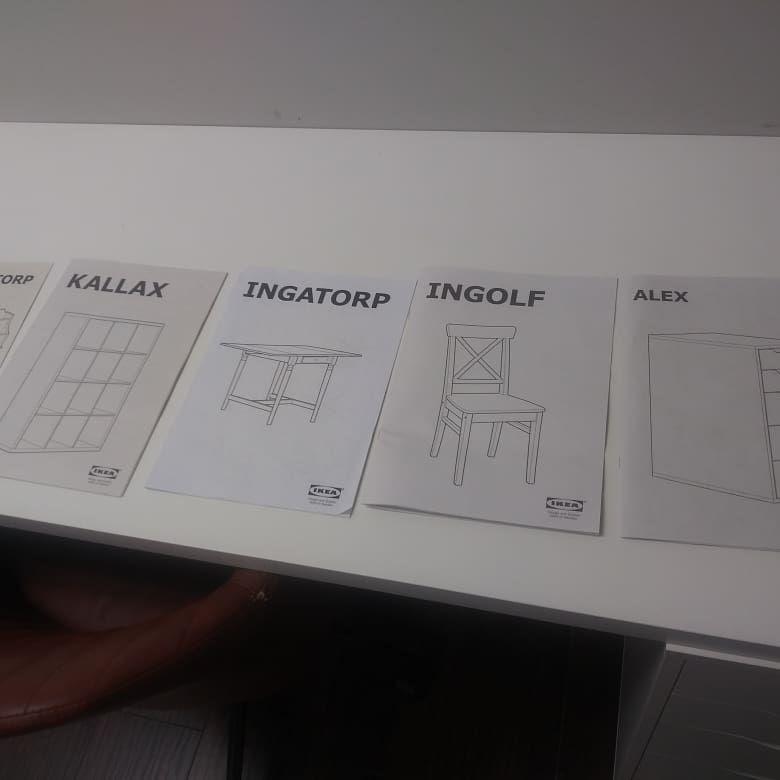 Creative Officedesk Ideas: #ikea #ikeaassembler # Officedesk #builder #hashtag