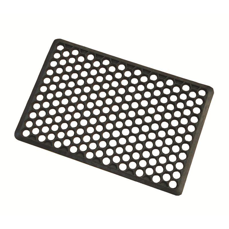 Matpro 40 x 60cm natural rubber doormat door