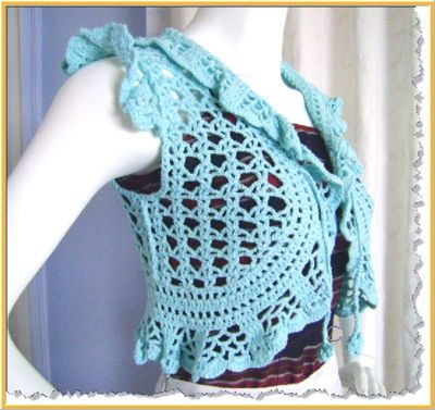 Mylot What Website Can I Find Free Crochet Patterns Of Bolero
