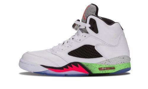 NEW Nike Air Jordan Retro 5 V Pro Stars Space Jam Infrared 136027 115 SZ 10  · Nike Jordan ShoesJordan ...