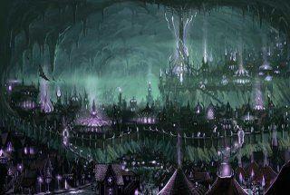 Forgotten Realms | Legend of Deizzt | Menzoberranzan