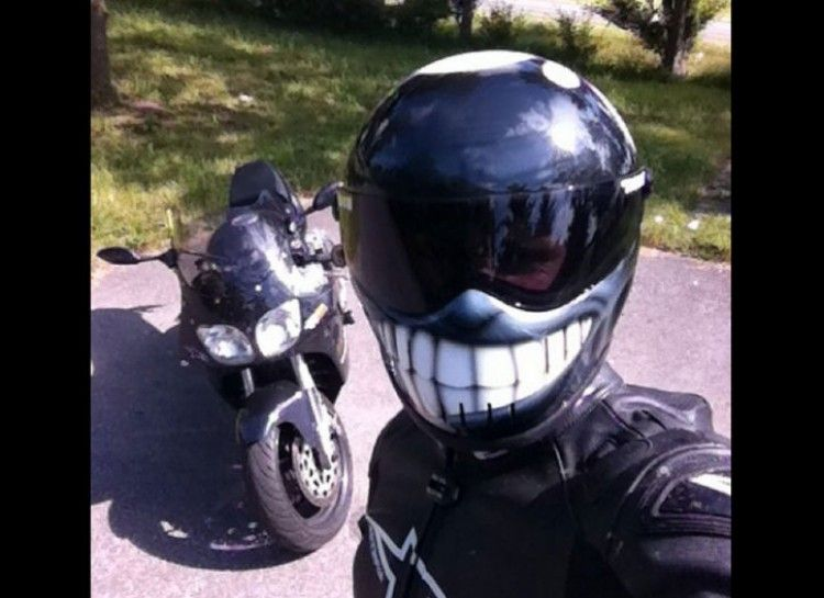Best Motorcycle Helmets The Not So Ordinary Images On Pinterest - Motorcycle helmet decals for women