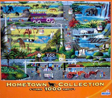 Pin by Stephanie Wenzel on puzzles | San diego zoo, Lowes