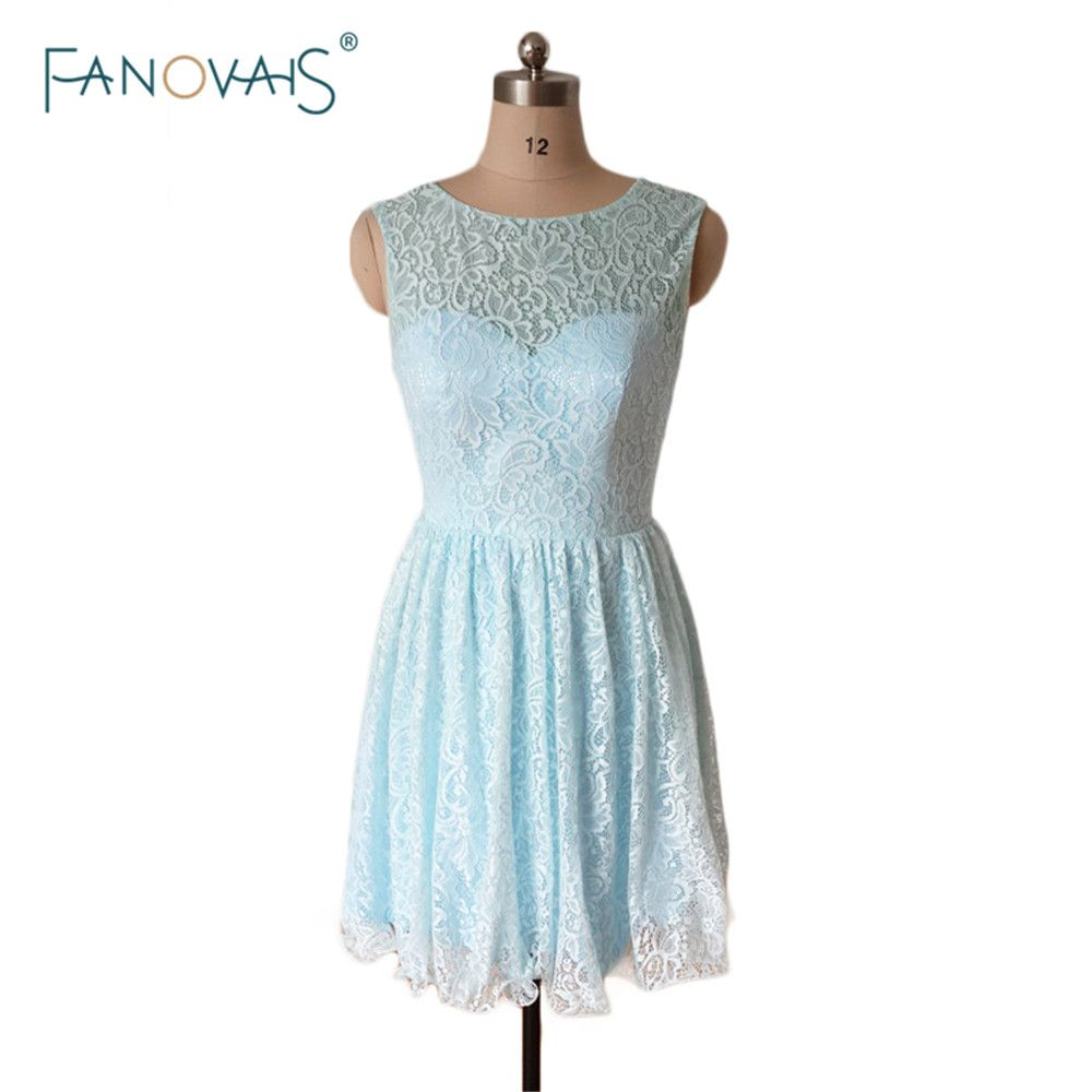 Fashion real photo sky blue bridesmaid dresses lace short fashion real photo sky blue bridesmaid dresses lace short bridesmaid dresses girl cheap party dresses vestido ombrellifo Image collections