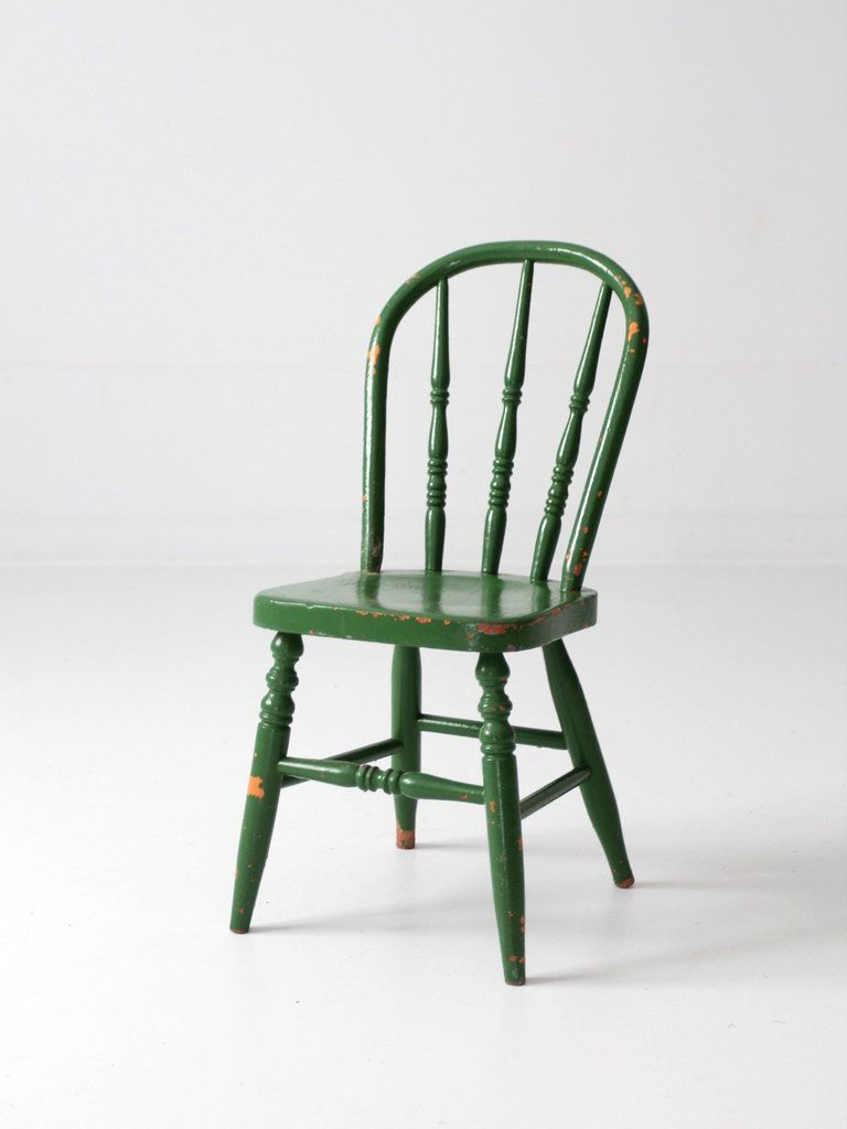 225 00 Painted Wood Chairs Kids Chairs Painted Chairs