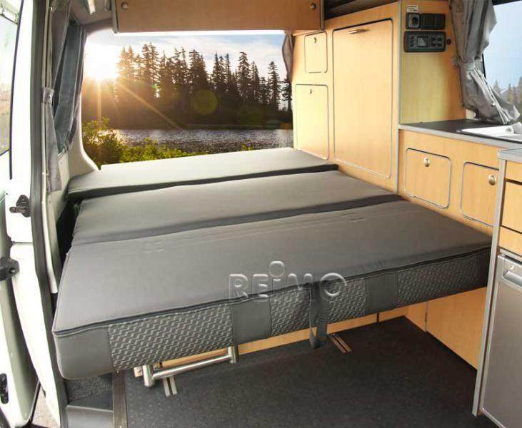 Arredamento Camper ~ C tech campingvan minicamper renault kangoo camper