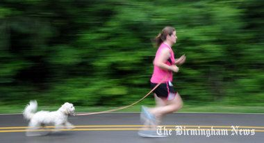 In the News: Team ASPCA National Coach, Spencer Casey, on your pets keeping you honest when it comes to exercise! Does your pup make you feel guilty if you miss your weekly fun run together?