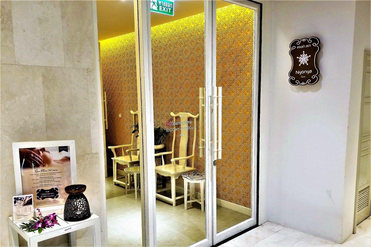 Spa Review Ngongya Spa At The Proud Phuket Hotel In