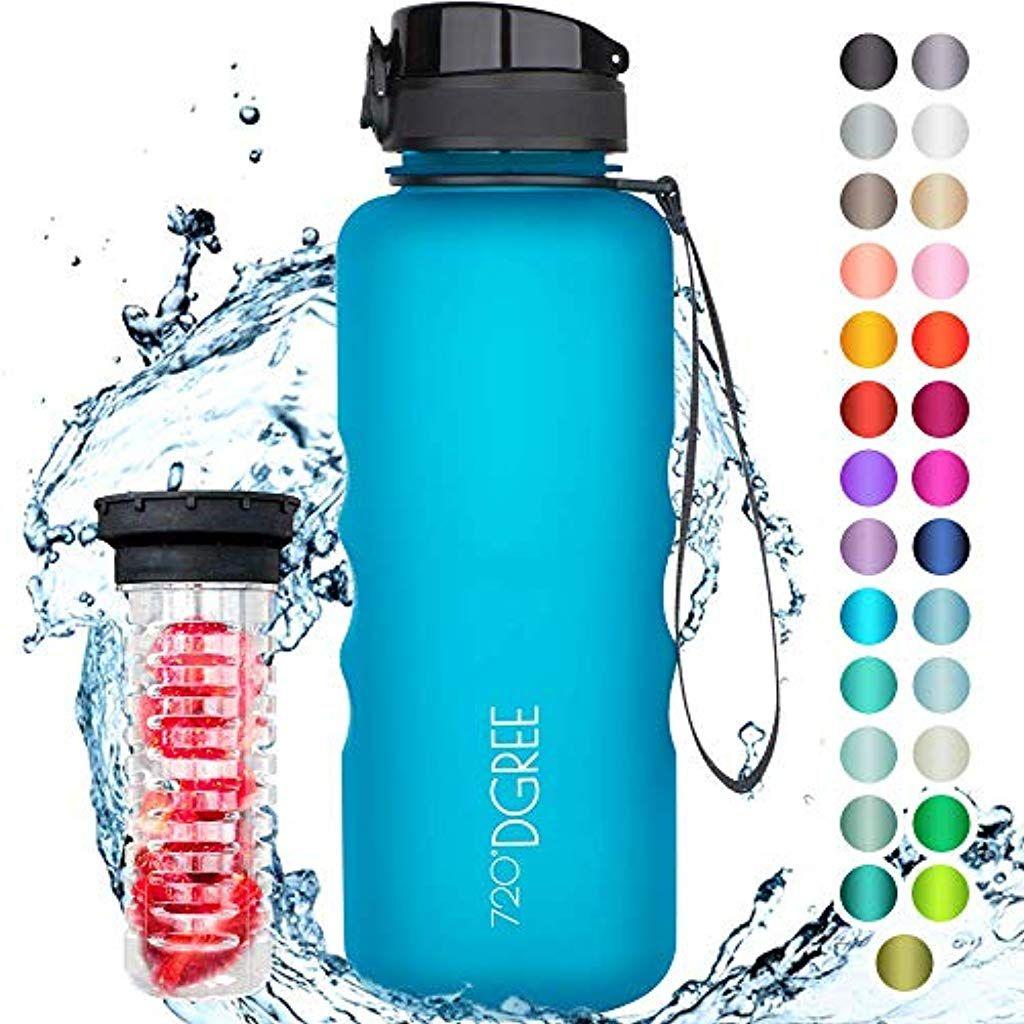 720dgree Trinkflasche Uberbottle Mit Fruchtebehalter 15 Liter Deine Lifestyle Wasserflasche Aus Tritan Die Gr In 2020 Wasserflasche Trinkflasche Getrankeflaschen