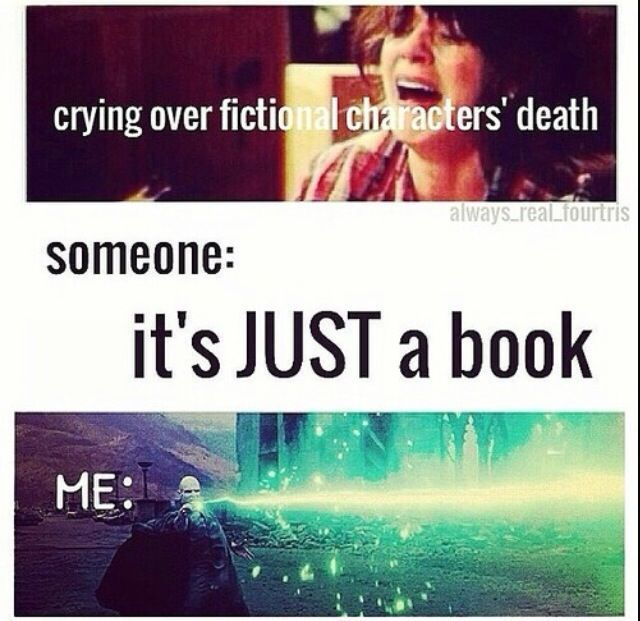 The Life Of A Fangirl Basically 47 Just A Book In 2020 Harry Potter Puns Harry Potter Memes Harry Potter Jokes