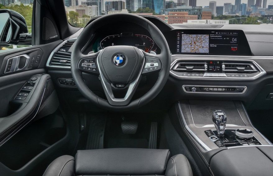 2020 Bmw X6 Redesign Engine Interior Release Date Bmw X6 Bmw