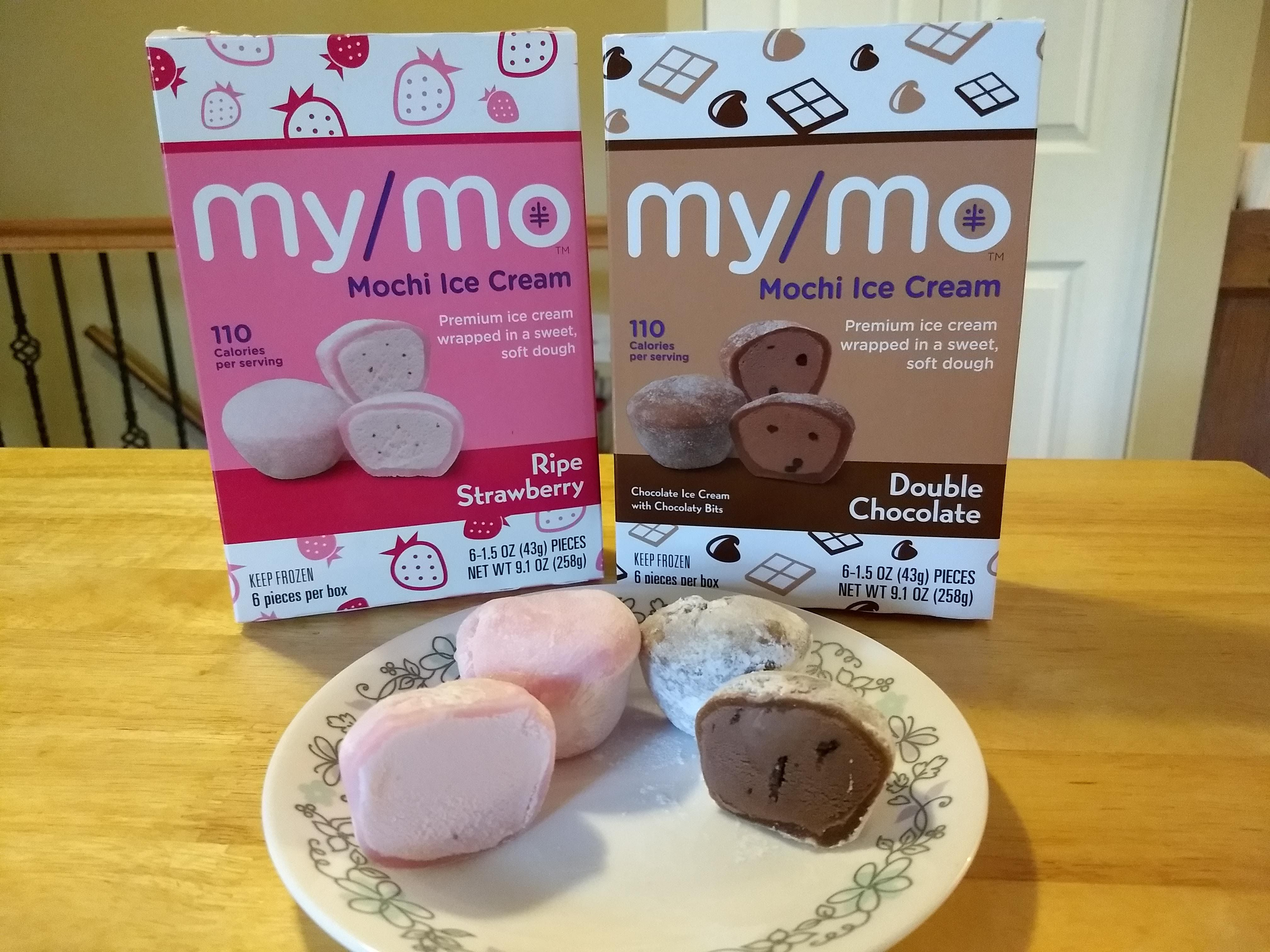 The Best Chocolate Mochi Aesthetic
