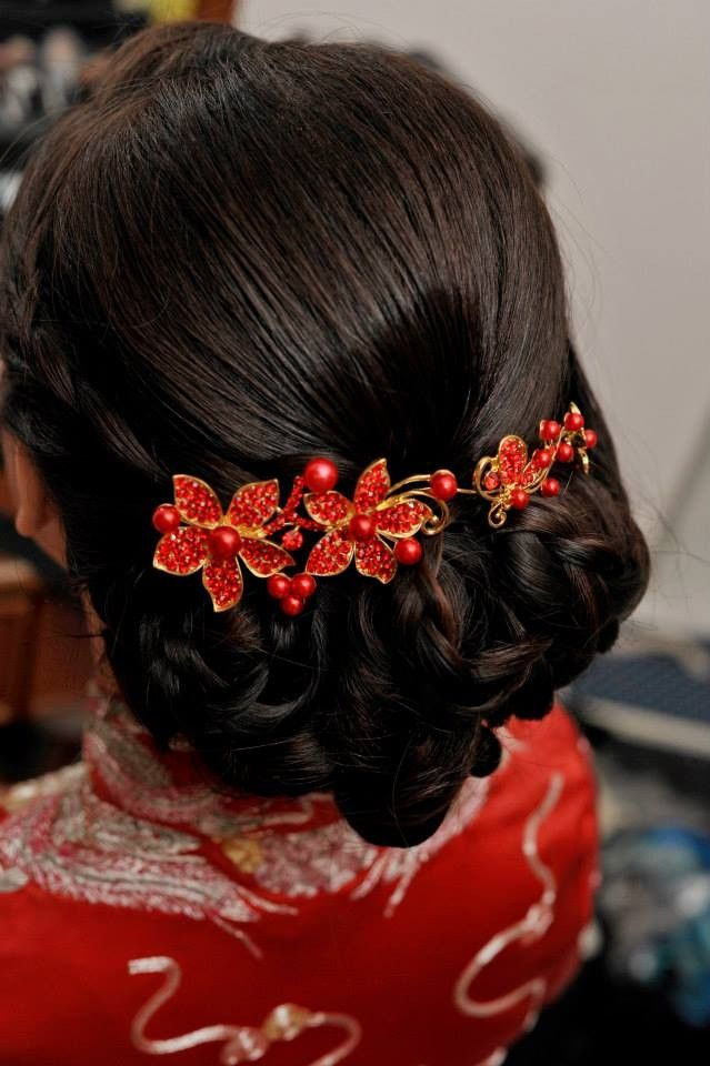chinese hairstyle - 639×960