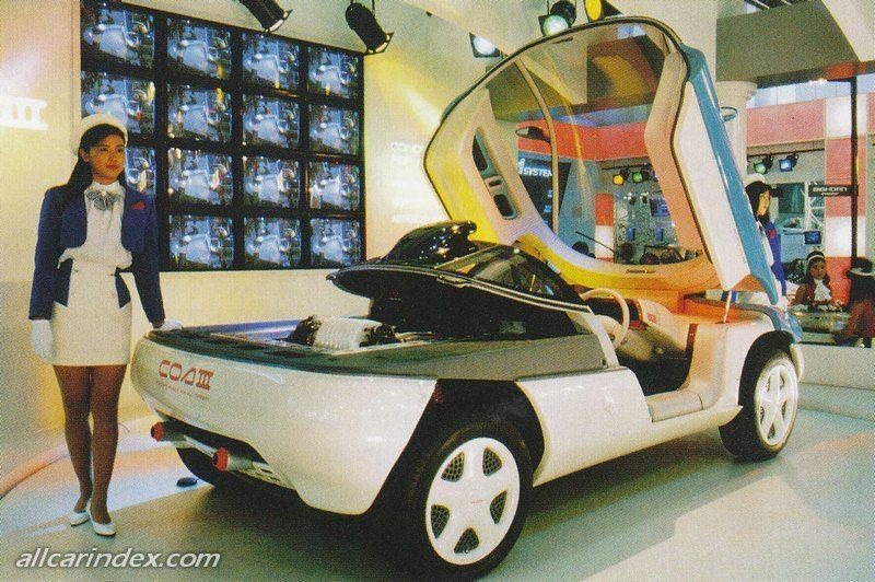 Isuzu COA-III 1989