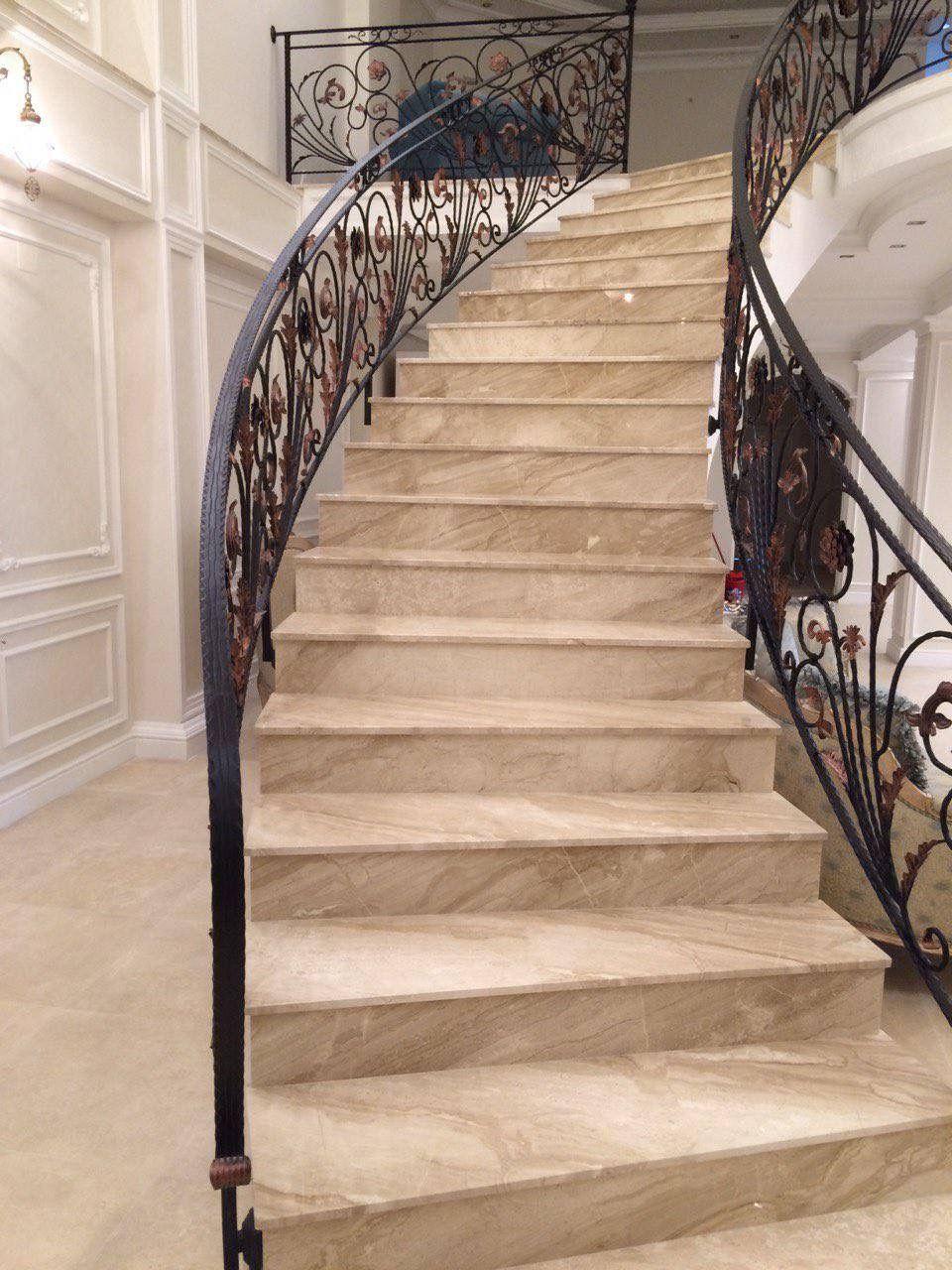 Brecia Sardo Stairs