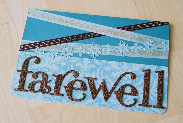 Handmade Farewell Cards Cards Handmade Invitation Cards