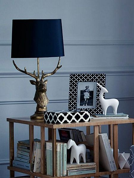 Stag Table Lamp