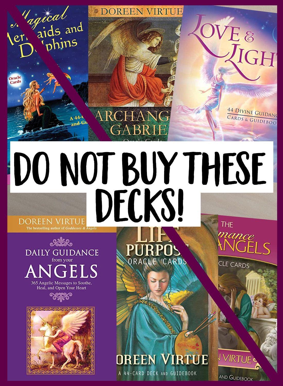 angel oracle cards deck