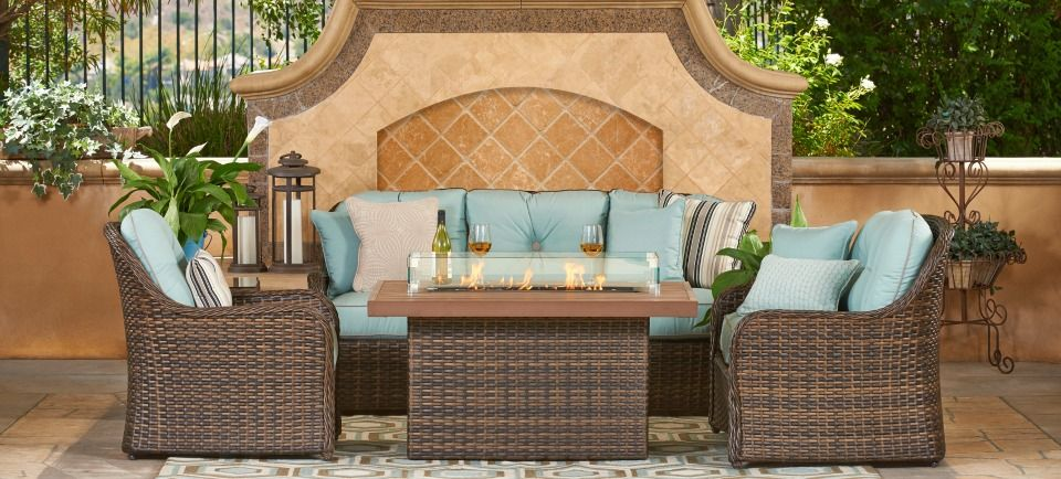 Need Modern Outdoor Furniture For Your Small Space Meet The Outdoor Oasis Berm Modern Outdoor Furniture Outdoor Patio Furniture Sets Clearance Patio Furniture