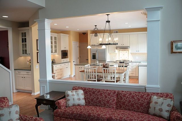 Kitchen Renovation in West Chester, PA Open concept, Budgeting and