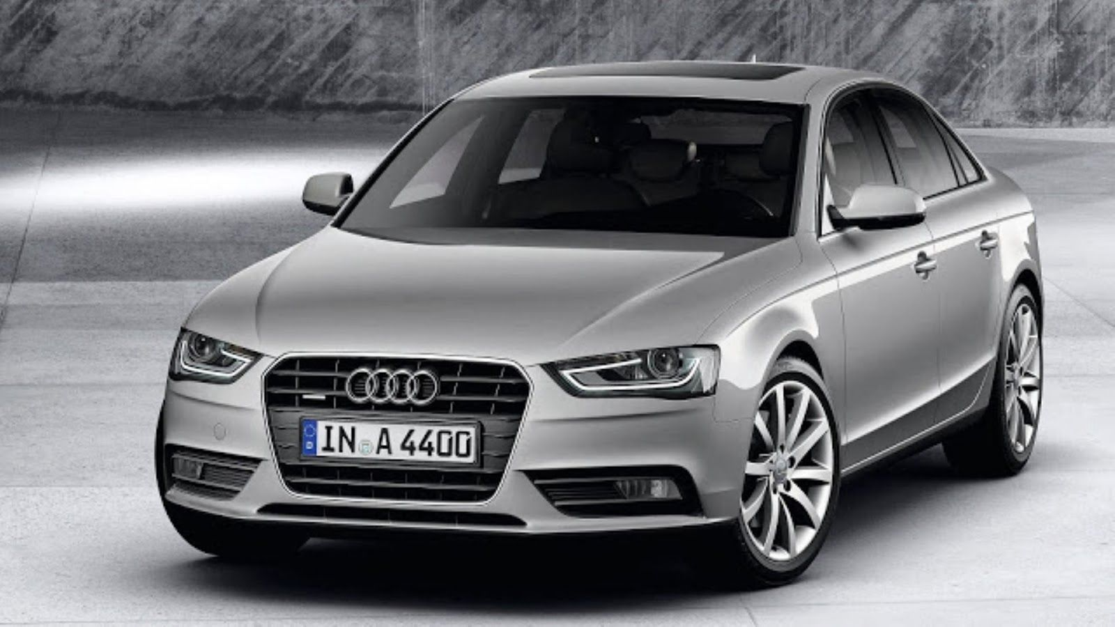 Audi a4 specification photos