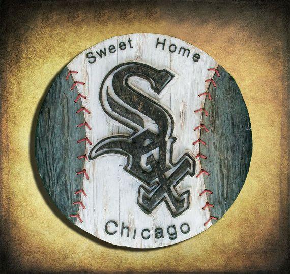 Art mural vintage de baseball