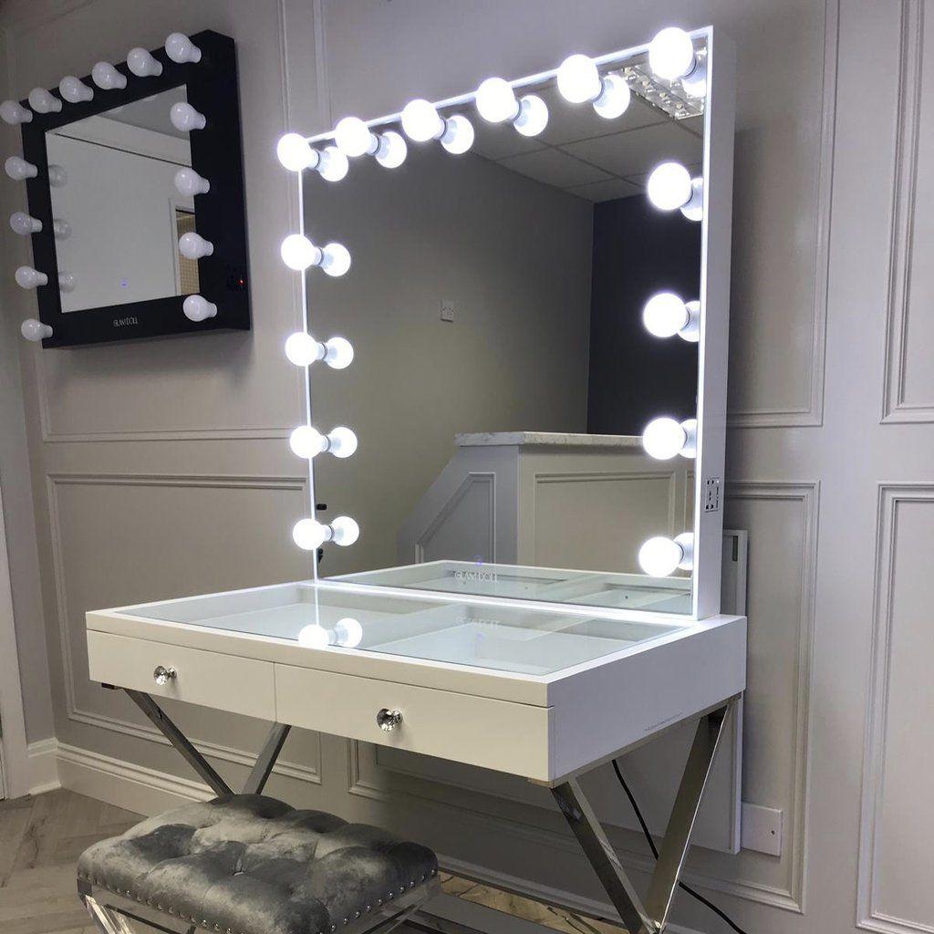 39+ Glam station makeup vanity trends