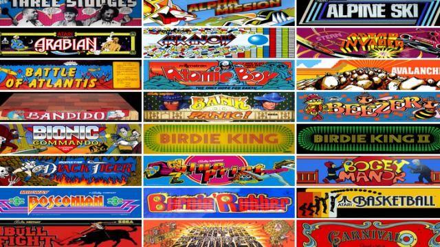 Desde la netbook podés disfrutar de 900 videojuegos clásicos