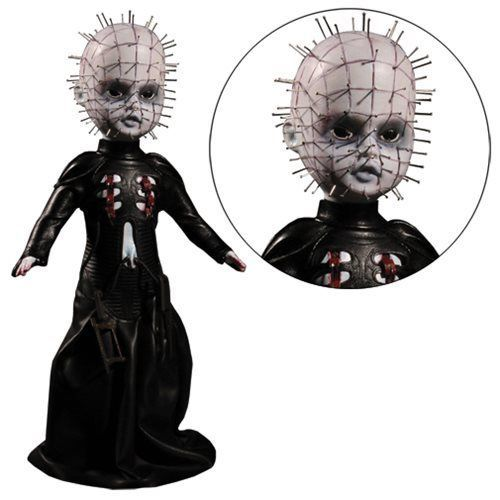 Living Dead Dolls Hellraiser III Pinhead Doll Mezco Toyz Free Shipping!