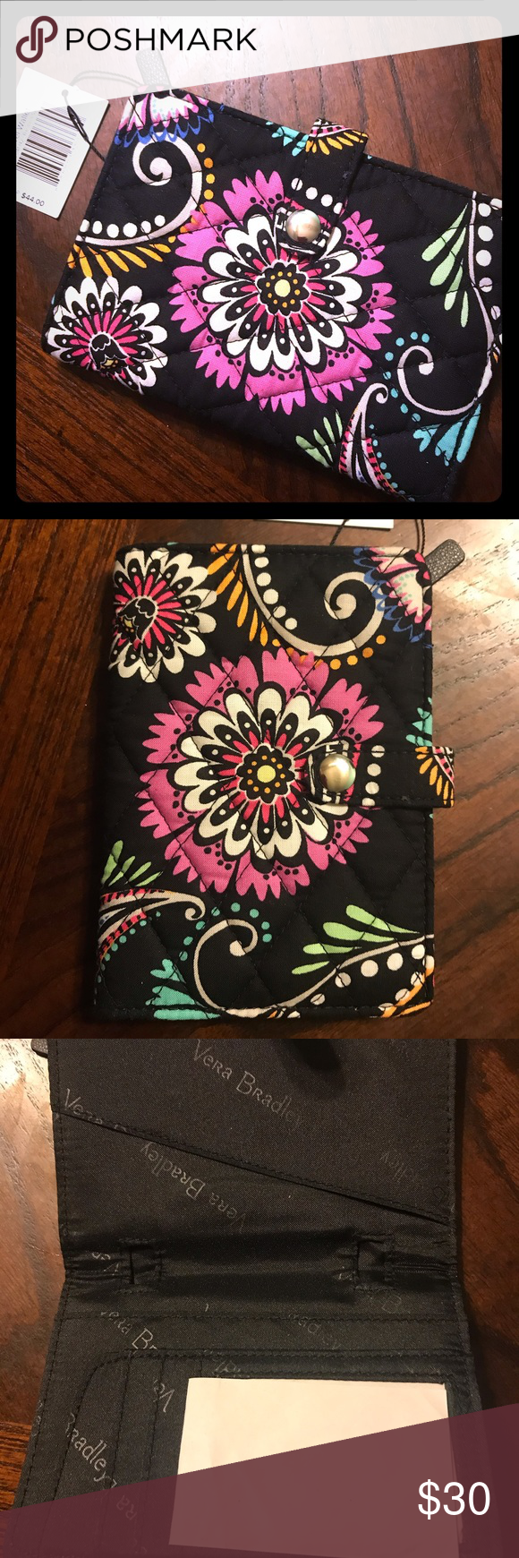Vera Bradley Travel Wallet NWT I just added this listing on Poshmark: Vera Bradley Travel Wallet. Bradley