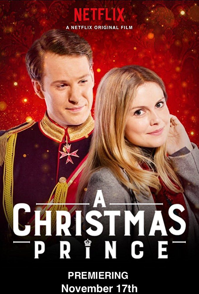 A Christmas Prince (2017) Best christmas movies, Netflix