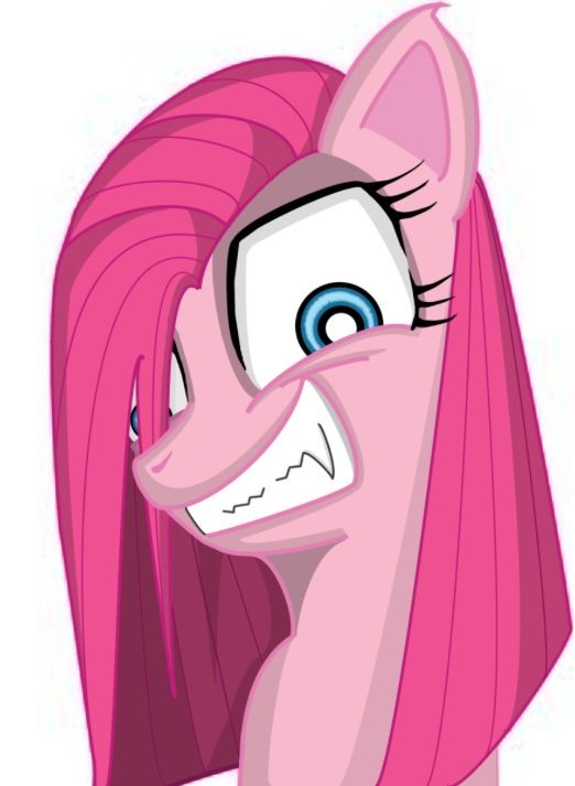 409169 Artistmisterdavey Faic Grin Looking At You Pinkie Pie
