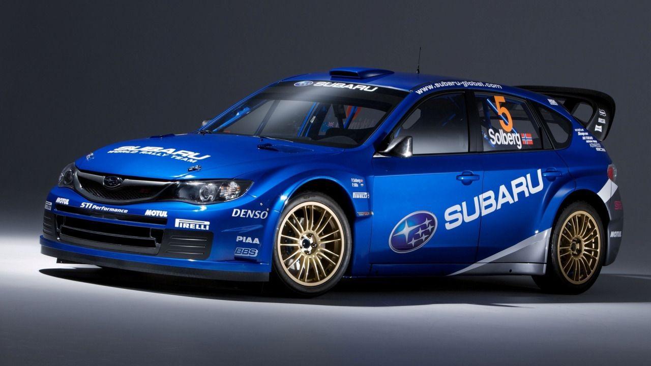 Car Saints Petter Solberg S 2008 Subaru Impreza Wrx Sti Group Subaru Wrc Subaru Impreza Subaru Cars