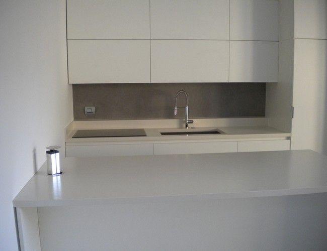 Kerlite su cucina cerca con google cucina kitchen pinterest searching - Piano cucina kerlite ...