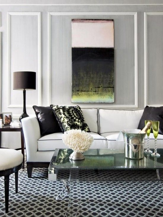 Divine Details Ulphostery Piping  Living Rooms  Pinterest Glamorous Texture Paint Design For Living Room Decorating Inspiration